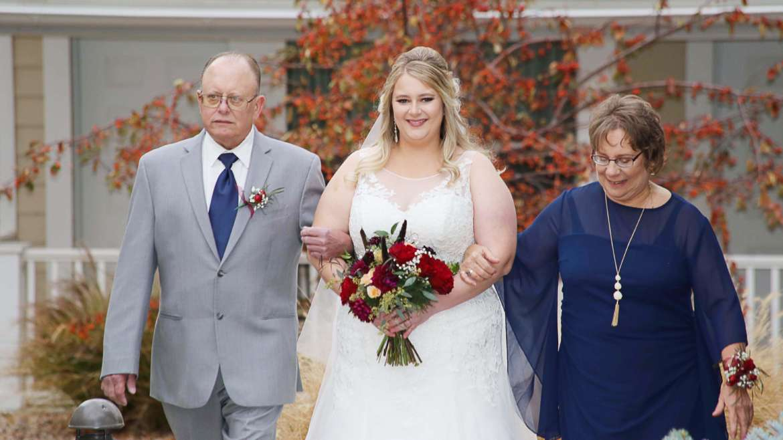 Kelsi and James' Wedding November 10, 2018