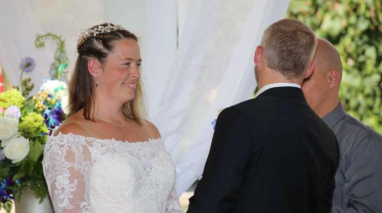 Melissa & Gareth's Wedding               September 08, 2018